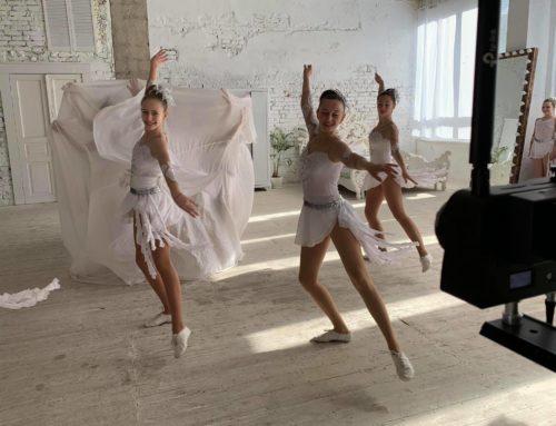Зйомка VR-відео для Етно-балет 17