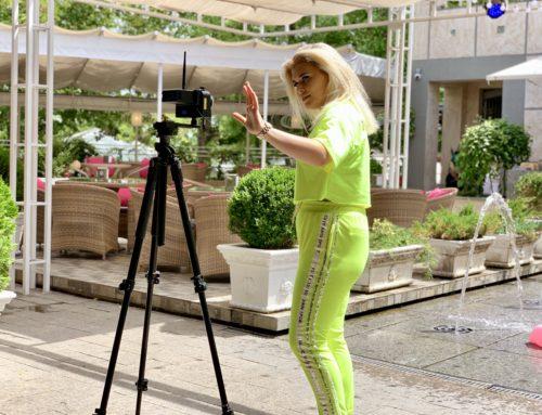 VR-кліп для Ірини Жарової
